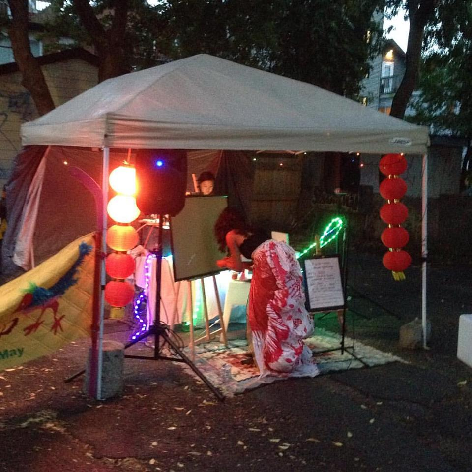 zero waste live art chinatown remixed ottawa