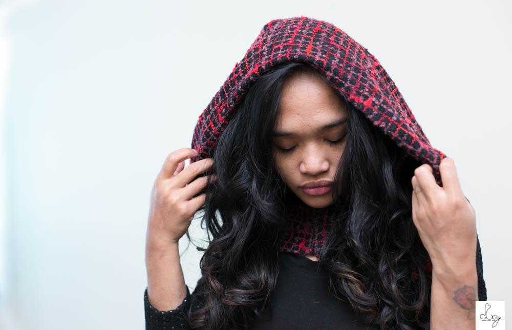 Hoodlet by:  Sabrina Jade Designs