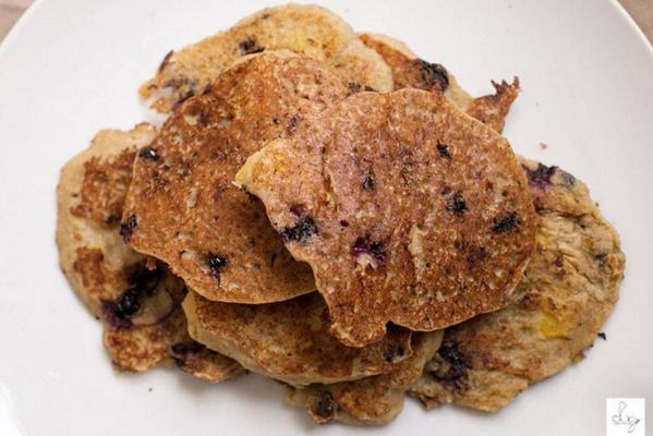 quinoa pancakes zero waste ottawa
